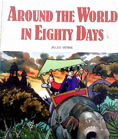 around the world in eighty days essay Around the world in eighty days has 149,552 ratings and 4,824 reviews james said: truly, would you not for less than that make a tour around the world.